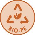 Bio-PE besteht aus nachhaltigen Materialien