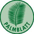 Palmblatt ist ein nachhaltiges Material