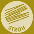 Auch Stroh kann als nachhaltiges Material genutzt werden