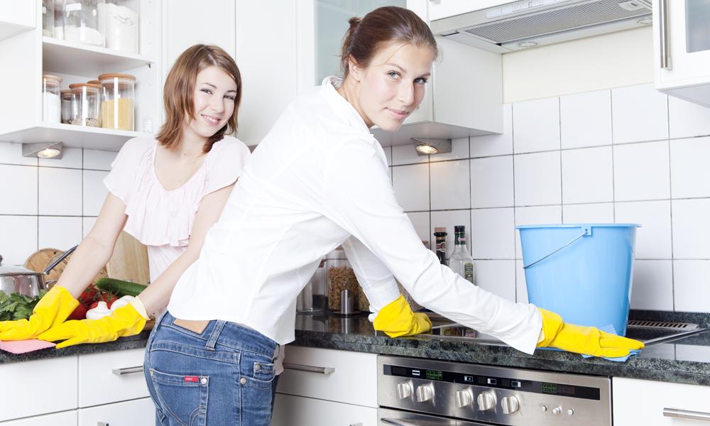 Frühjahrsputz: Küche ausmisten und reinigen  idealclean Blog