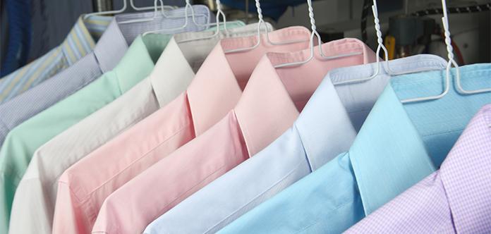 Wäsche richtig aufhängen
