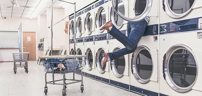 flecken richtig waschen tipps