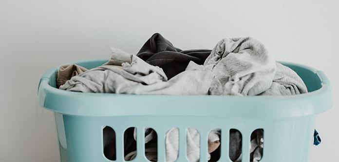 Wäsche waschen ist wichtig für eine keimfreie Umgebung